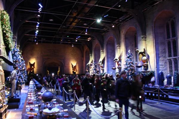 Tour Harry Potter Studio Londres Imagen (19)