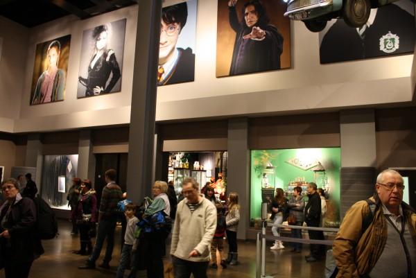 Tour Harry Potter Studio Londres Imagen (2)