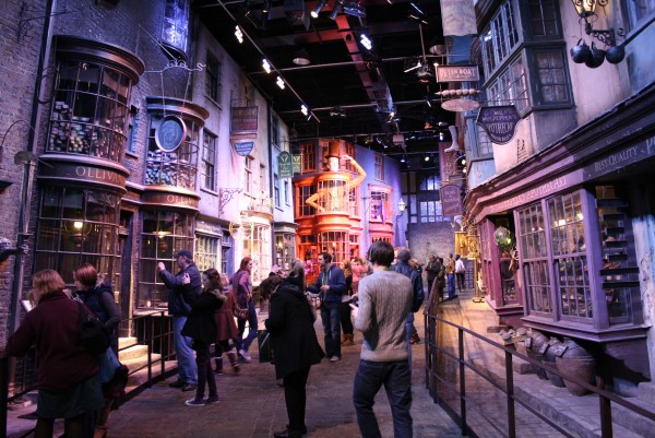 Tour Harry Potter Studio Londres Imagen (239)
