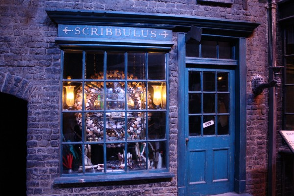 Tour Harry Potter Studio Londres Imagen (242)