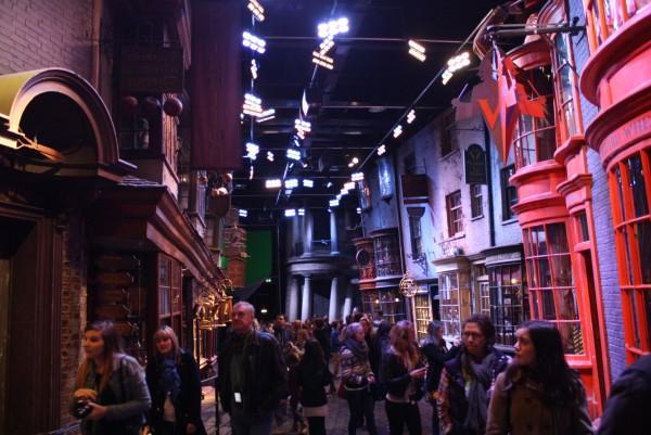 Tour Harry Potter Studio Londres Imagen (250)
