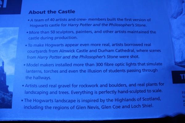 Tour Harry Potter Studio Londres Imagen (279)