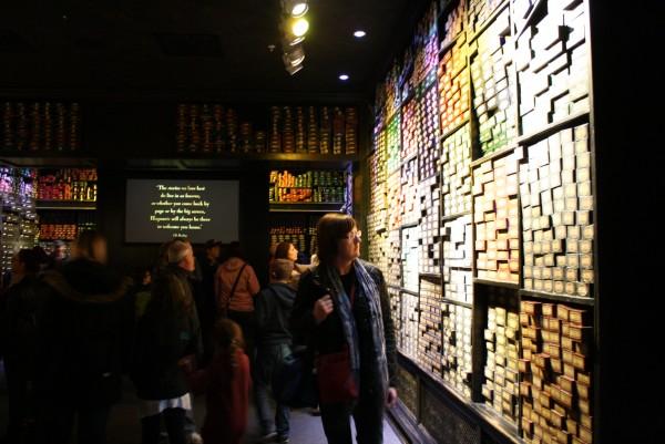 Tour Harry Potter Studio Londres Imagen (296)