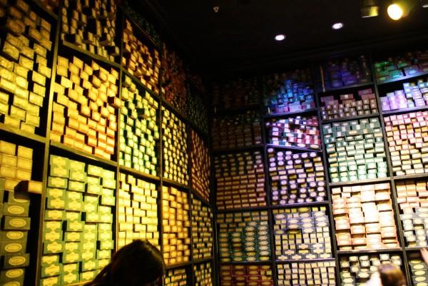 Tour Harry Potter Studio Londres Imagen (298)