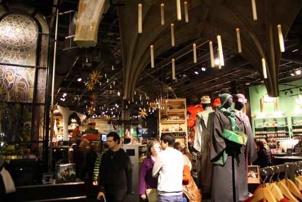 Tour Harry Potter Studio Londres Imagen (334)