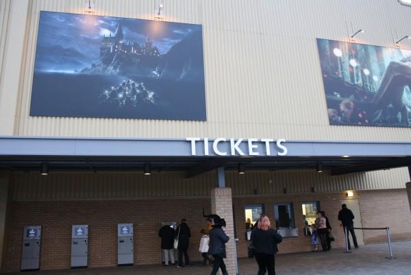 Tour Harry Potter Studio Londres Imagen (344)
