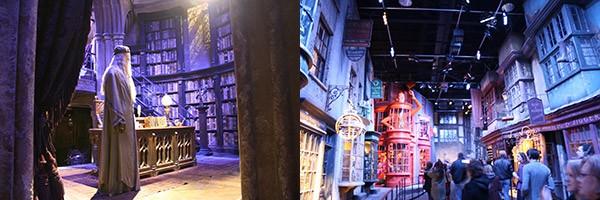 Tour Harry Potter Studio Londres