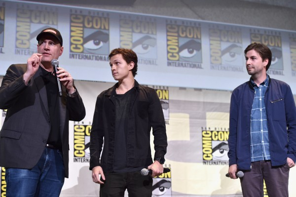marvel-comic-con-spider-man-homecoming-feige-holland-watts